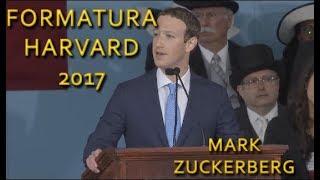 Mark Zuckerberg discurso formatura Harvard 2017 - Legendado PT-BR