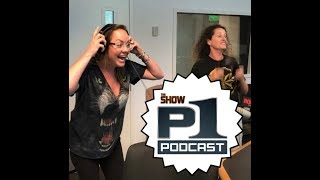 P1 Podcast: The Podcast Took A Turn and The Girls Switched Shirts?!