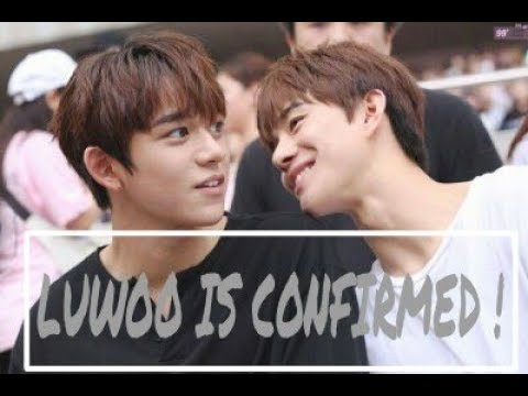 LUWOO IS CONFIRMED ! [ lucas & jungwoo momment]