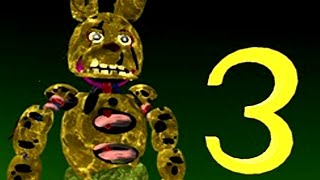 Five Nights at Freddy's 3 ROBLOX: After Thirty Years
