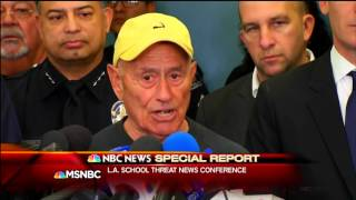 NBC News Special Report Open - Switch from MSNBC - 1:03pm 12/15/2015