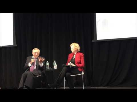 Larry Silverstein's Career Story told at Anchin Forum