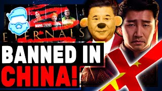 Epic Backfire! Marvel Films BANNED In China After Disney Sold Its Soul!