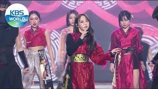 MAMAMOO(마마무) - Maria + AYA (2020 KBS Song Festival) I KBS WORLD TV 201218