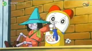 Đô rê mi và cậu bé mũ rơm xanh ドラミちゃん青いストローハット Dorami-Chan: A Blue Straw Hat