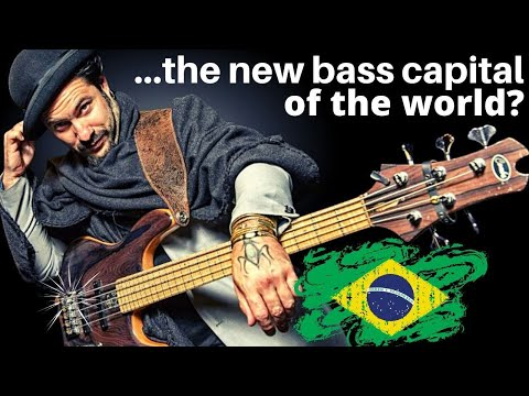 Is BRAZIL the new BASS CAPITAL of the WORLD?
