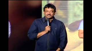 RGV Recollects His Naughty Childhood Memories @ Satya 2 Audio Launch