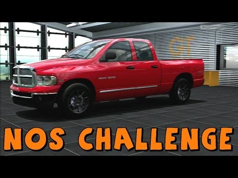 Gran Turismo 6 | Dodge Ram 1500 With Nos | Top Speed Build Challenge