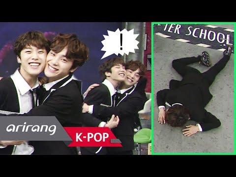 [AFTER SCHOOL CLUB] THE BOYZ Imitate GIFs (더보이즈 짤 따라하기) _  HOT!