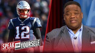 Let's have a moment of silence for death of Patriots dynasty — Whitlock | NFL | SPEAK FOR YOURSELF