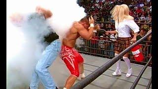 (720pHD): WCW Nitro 06/07/99 - Hak (w/Chastity) vs. Prince Iaukea