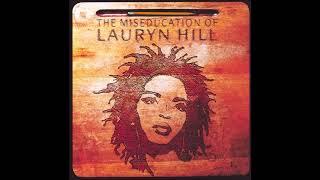 Lauryn Hill - The Miseducation of Lauryn Hill - FULL ALBUM