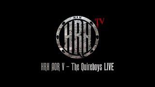 HRH TV - The Quireboys Live @ AOR V