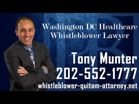 Washington DC health care whistleblower lawyer Tony Munter discusses important information you should know regarding health care fraud and the Federal False Claims Act. If you believe you have witnessed fraud committed against the government in the health care industry, it is important to contact an experienced health care fraud whistleblower lawyer as soon as possible. A health care whistleblower attorney can review the facts and circumstances of your perspective matter, and work with you in developing the strongest possible case.