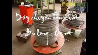 Dây chuyền sản xuất bu long ốc vít