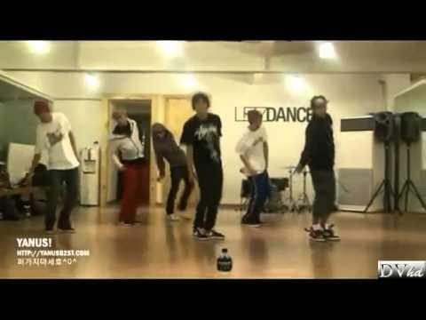 B2ST / BEAST - Beautiful (dance practice) DVhd