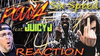 MetalHead REACTION to Pouya feat. Juicy J (Six Speed)