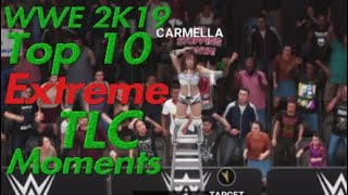 Top 10 Extreme Moments Online Montage Episode #15 (WWE 2K19)
