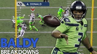 Breaking Down Russell Wilson's Magical Week 5 Show! | Baldy Breakdowns