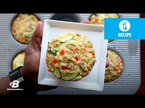 Turkey Oatmeal Frittatas | Next Level 8-Week Challenge| Week 3