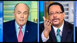 Rudy Giuliani Shows His True Colors -- White