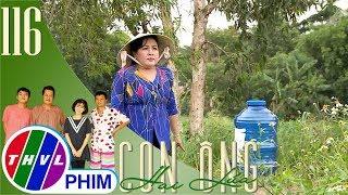 THVL | Con ông Hai Lúa - Tập 116[3]: Bà Hồng truy tìm người đặt thùng nước miễn phí