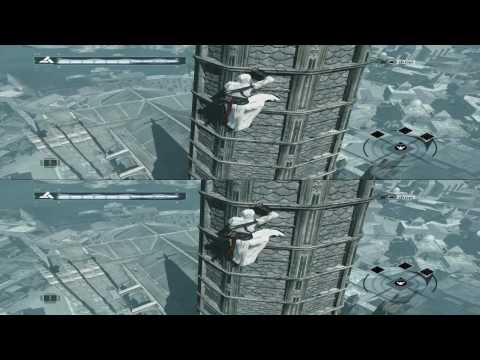 YT3D - Assassin's Creed - 3D.HD720p (iz3d driver)