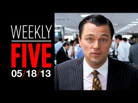 The Weekly Five - June 18, 2013 HD