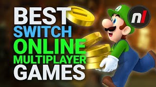 The Best Online Multiplayer Games on Nintendo Switch