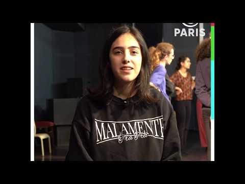 Cours de théâtre au conservatoire (Paris - 12ème)