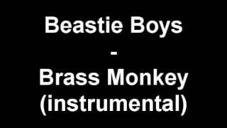 Beastie Boys - Brass Monkey (Instrumental)