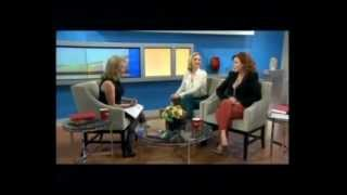 Lauren Holly and Kristin Lehman interview on CTV's AM Canada