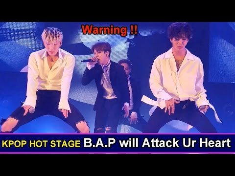 B.A.P : I Guess I Need U + Body & Soul + Fermata (Daehyun, Youngjae, Jongup) World Tour, Atlanta