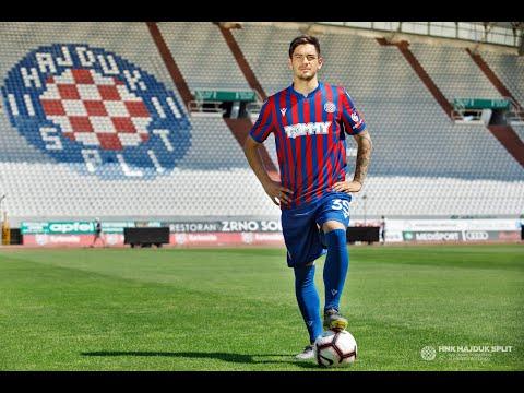 David Čolina novi je igrač Hajduka!