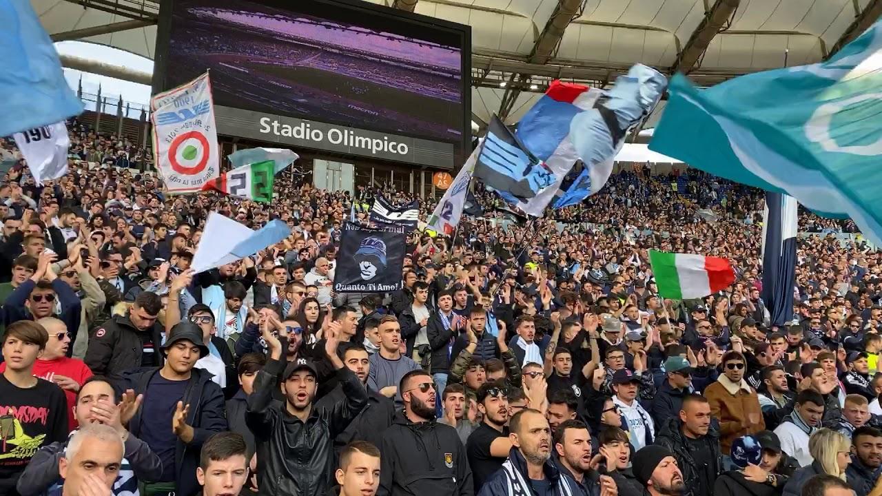 """LAZIO - Lecce 4-2 10/11/2019 """"Ultras della Lazio, siete pronti alla battaglia?!"""""""