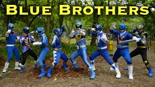 FOREVER SERIES: The Blue Brothers [Power Rangers]