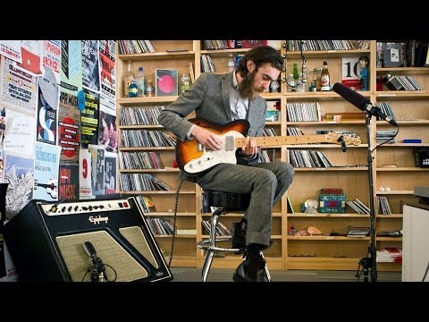 Keaton Henson: NPR Music Tiny Desk Concert