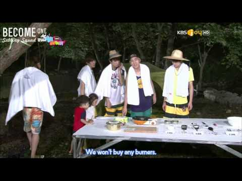 [B1SS] 120831 Hello Baby Season 6 with B1A4 - Episode 6 (3/4)