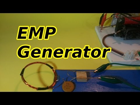 how to make an electromagnetic pulse generator videomoviles com
