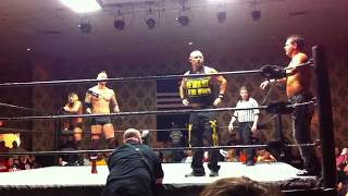 Photo: Brian Christopher Badly Beaten After Fight With Chase Stevens In Hotel Room