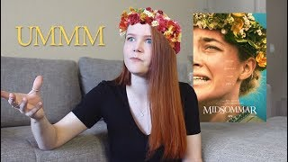 MIDSOMMAR 2019 REVIEW (ARI ASTER MOVIE)