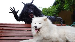 How to make Scary WEREWOLF Costume