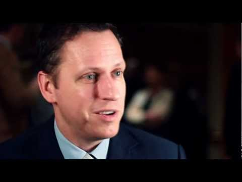 Peter Thiel on libertarianism, starting a campus newspaper, and ...