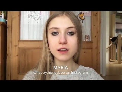 Anorexia Sucks - I'll Tell you Why In 15 Seconds