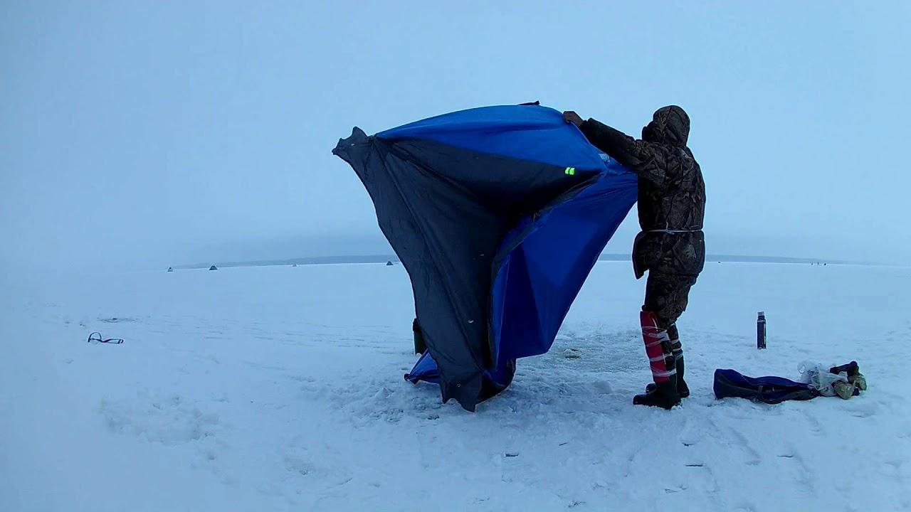 Как ловить в ветер