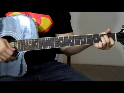 SUD - Sila Guitar Tutorial Lesson Easy Strumming Alternative