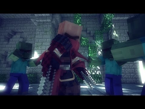 Assassin Villager (Minecraft Fight Animation) - Smashpipe Film