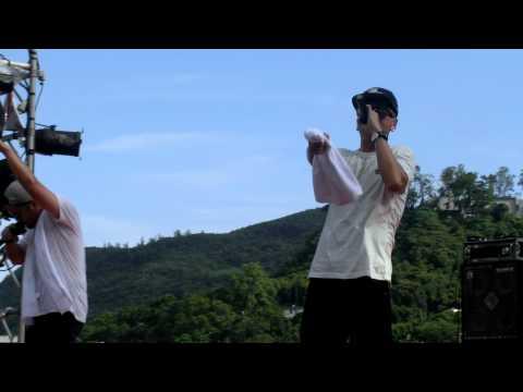 廿四味@銀礦灣沙灘音樂節2012