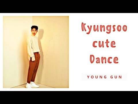 Kyungsoo Cute Dance