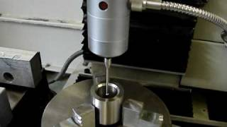 Tormach probing video hole center
